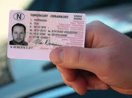 Kjøp førerkort svensk-norsk førerkort online